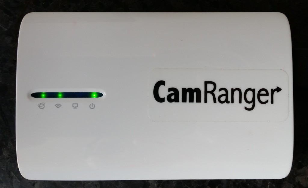 CamRanger Product Shot